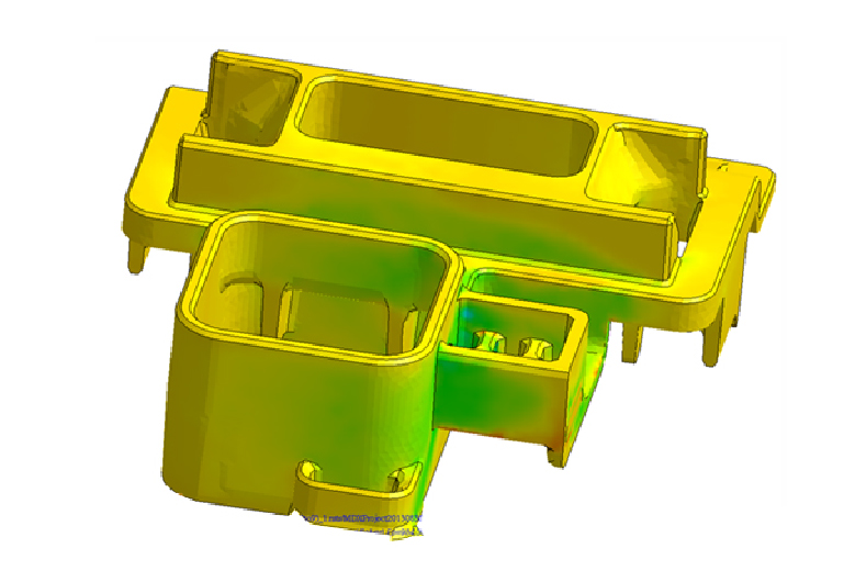 Powder Injection Compression Molding
